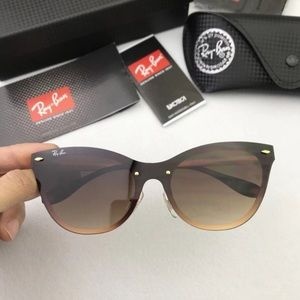 Ray Ban Cat Sunglasses With Case